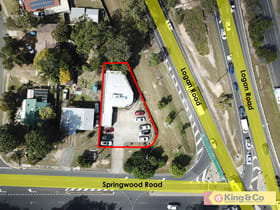 Factory, Warehouse & Industrial commercial property for sale at 1 Springwood Road Underwood QLD 4119
