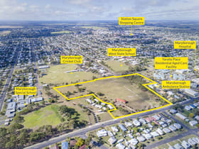 Development / Land commercial property for sale at Lot 183 Neptune Street Maryborough QLD 4650