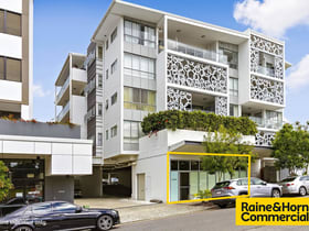 Offices commercial property for sale at 101/15 Felix Street Lutwyche QLD 4030