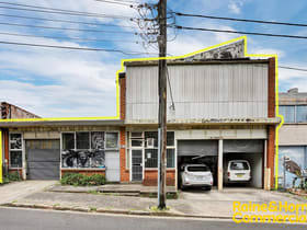 Factory, Warehouse & Industrial commercial property for sale at 31-33 Chalder St Marrickville NSW 2204
