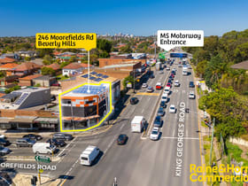 Offices commercial property for sale at 246 Moorefields Road Beverly Hills NSW 2209