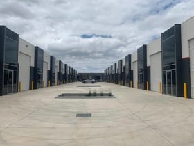 Factory, Warehouse & Industrial commercial property for sale at 1-20/4 Network Drive Truganina VIC 3029