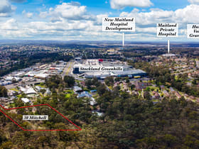 Development / Land commercial property for sale at 30 Mitchell Drive East Maitland NSW 2323