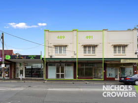 Offices commercial property for sale at 489 Centre Road Bentleigh VIC 3204