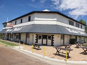 Hotel, Motel, Pub & Leisure commercial property for sale at 43 Werna Street Winton QLD 4735