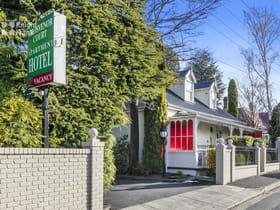 Hotel, Motel, Pub & Leisure commercial property for sale at 42 Grosvenor Street Sandy Bay TAS 7005