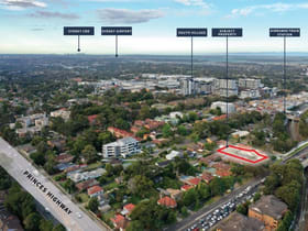Development / Land commercial property for sale at 465-467 President Avenue Kirrawee NSW 2232