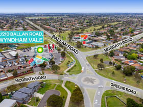 Shop & Retail commercial property for sale at Shop 2, 210 Ballan Road Wyndham Vale VIC 3024