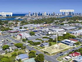 Development / Land commercial property for sale at 26 Minnie Street Southport QLD 4215