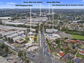 Factory, Warehouse & Industrial commercial property for sale at 155 Prospect Highway Seven Hills NSW 2147