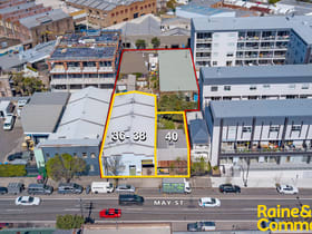 Factory, Warehouse & Industrial commercial property for sale at 36-40 May Street St Peters NSW 2044