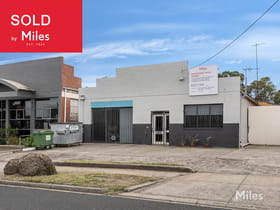 Factory, Warehouse & Industrial commercial property sold at 57 Northern Road Heidelberg West VIC 3081