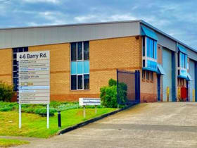 Factory, Warehouse & Industrial commercial property for sale at 14/4 Barry Road Chipping Norton NSW 2170