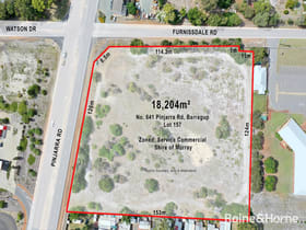 Development / Land commercial property for sale at Lot 157 Pinjarra Road Furnissdale WA 6209