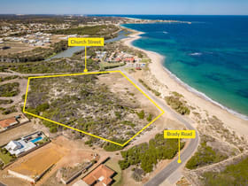 Development / Land commercial property for sale at 2 & 4 Brady Road Dongara WA 6525