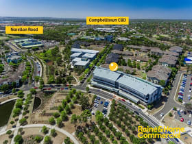 Offices commercial property for lease at Suite 3/42 Parkside Crescent Campbelltown NSW 2560