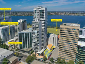 Shop & Retail commercial property for sale at Lot 3/239 Adelaide Terrace Perth WA 6000