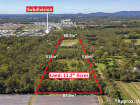 Rural / Farming commercial property for sale at .105 Lindenthal Road Park Ridge QLD 4125