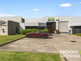Factory, Warehouse & Industrial commercial property for sale at 1/17-19 Jarrah Drive Braeside VIC 3195