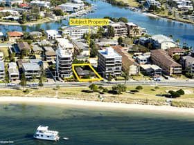 Development / Land commercial property for sale at 536 Marine Parade Biggera Waters QLD 4216