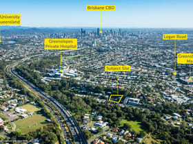 Development / Land commercial property for sale at 25, 27 and 29 Roseglen Street Greenslopes QLD 4120