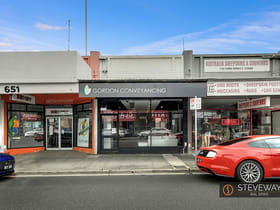 Shop & Retail commercial property for sale at 653 High Street Preston VIC 3072