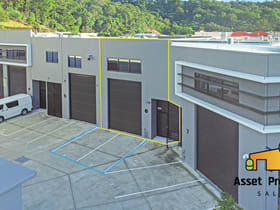 Factory, Warehouse & Industrial commercial property for sale at 6/43 Township Drive Burleigh Heads QLD 4220