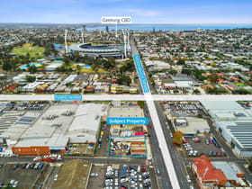 Showrooms / Bulky Goods commercial property sold at 500-506 Moorabool Street South Geelong VIC 3220