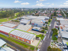 Factory, Warehouse & Industrial commercial property sold at 18 Kareela Street Mordialloc VIC 3195