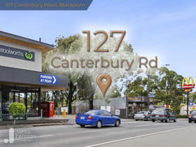 Offices commercial property for sale at 127 Canterbury Road Blackburn VIC 3130