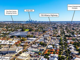 Development / Land commercial property for sale at 720 Albany Highway East Victoria Park WA 6101