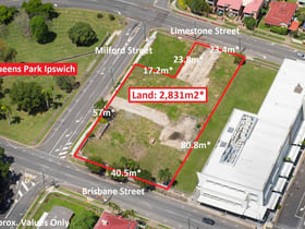 Offices commercial property for sale at .2 Brisbane Street (7 Milford Street and 3 and 5 Limestone Street) Ipswich QLD 4305