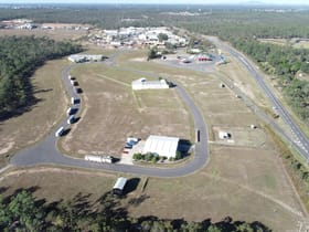 Rural / Farming commercial property for sale at Enterprise Circuit & Commercial Drive Maryborough West QLD 4650