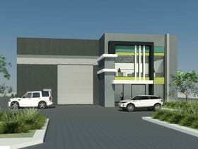 Factory, Warehouse & Industrial commercial property for sale at 46 Paramount Boulevard Cranbourne West VIC 3977