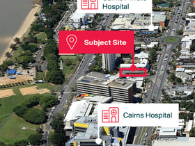 Offices commercial property for lease at Suite 102/166-168 Lake Street Cairns North QLD 4870