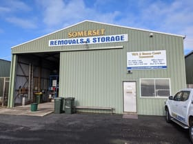 Factory, Warehouse & Industrial commercial property for sale at Somerset Removals and Storage/Unit 1 and Unit 2, 2 Reece  Court Somerset TAS 7322