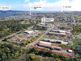 Factory, Warehouse & Industrial commercial property for lease at Industrial site/53-55 Thompson Avenue George Town TAS 7253
