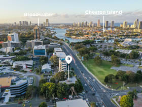Offices commercial property sold at 21 Crombie Avenue Bundall QLD 4217