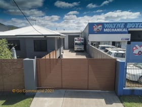 Factory, Warehouse & Industrial commercial property for sale at 174 Scott Street Bungalow QLD 4870