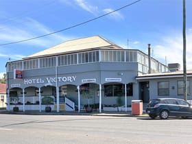 Hotel, Motel, Pub & Leisure commercial property for sale at 29-31 Taylor Street Cecil Plains QLD 4407