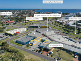 Showrooms / Bulky Goods commercial property for sale at Cessnock Way Rockingham WA 6168