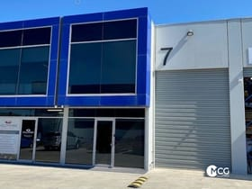 Showrooms / Bulky Goods commercial property for sale at 7 Plover Drive Altona North VIC 3025