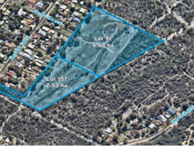 Development / Land commercial property for sale at Lot 91 Paull Street Lot 157 Ronlyn Road Furnissdale WA 6209