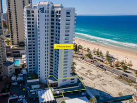 Offices commercial property for sale at 9 Trickett Street Surfers Paradise QLD 4217