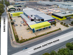 Offices commercial property for lease at Tenancy 2A/513 Grand Junction Road Wingfield SA 5013