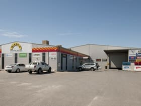 Industrial / Warehouse commercial property sold at 151-153 Cormack Road Wingfield SA 5013