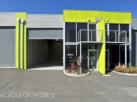 Factory, Warehouse & Industrial commercial property sold at 5/15B/56 Keys Road Cheltenham VIC 3192