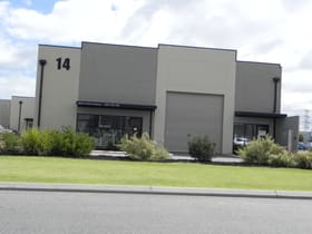 Factory, Warehouse & Industrial commercial property sold at 1/14 Blackly Row Cockburn Central WA 6164