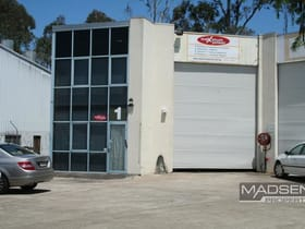 Industrial / Warehouse commercial property sold at 1/26 Argon Street Sumner QLD 4074