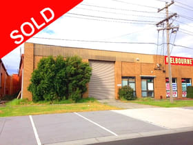 Factory, Warehouse & Industrial commercial property sold at 10 Taunton Drive Cheltenham VIC 3192